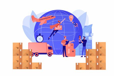 services provided by freight forwarders