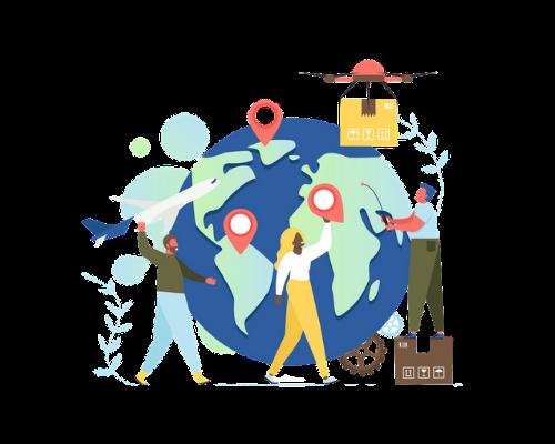 logistics Services company in india