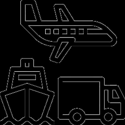 Fast Freight Forwarding Services Via Air & Sea.
