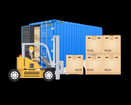 logistics company in India