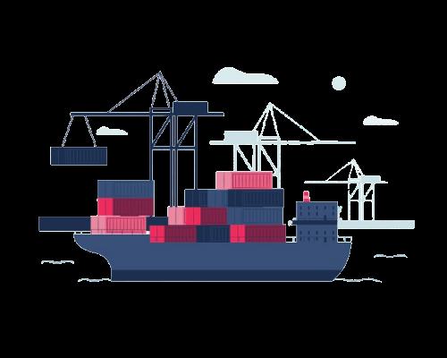 logistics company India