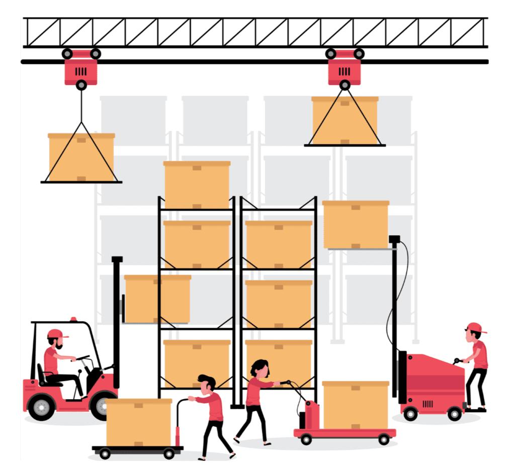 Custom Bonded Warehouse 3