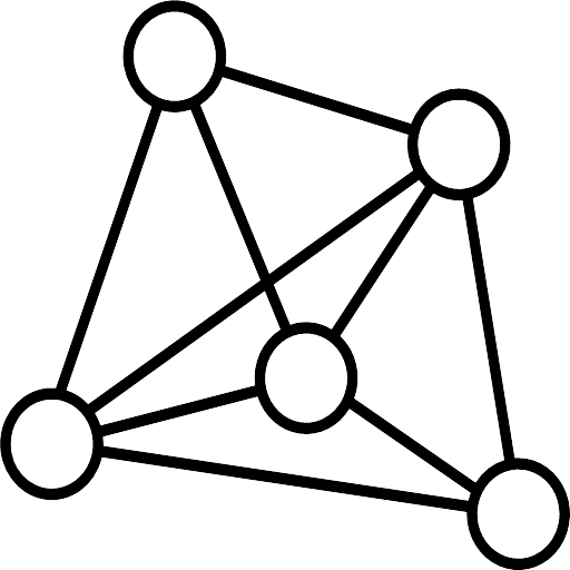 Large agent network
