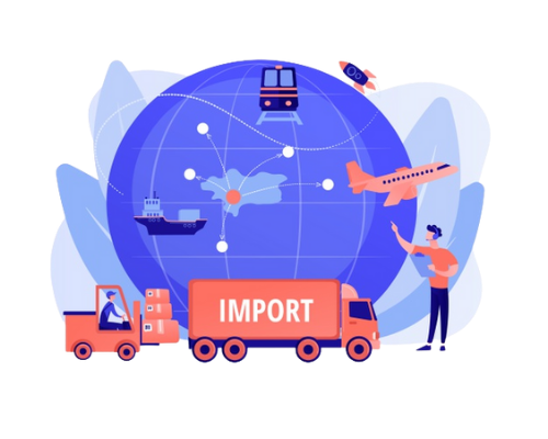 Air Import freight