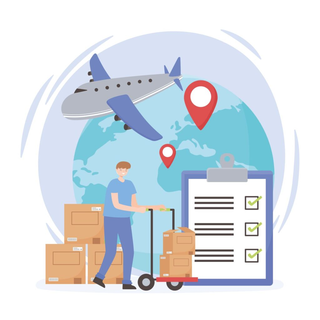 Air Import Custom House Agents In India
