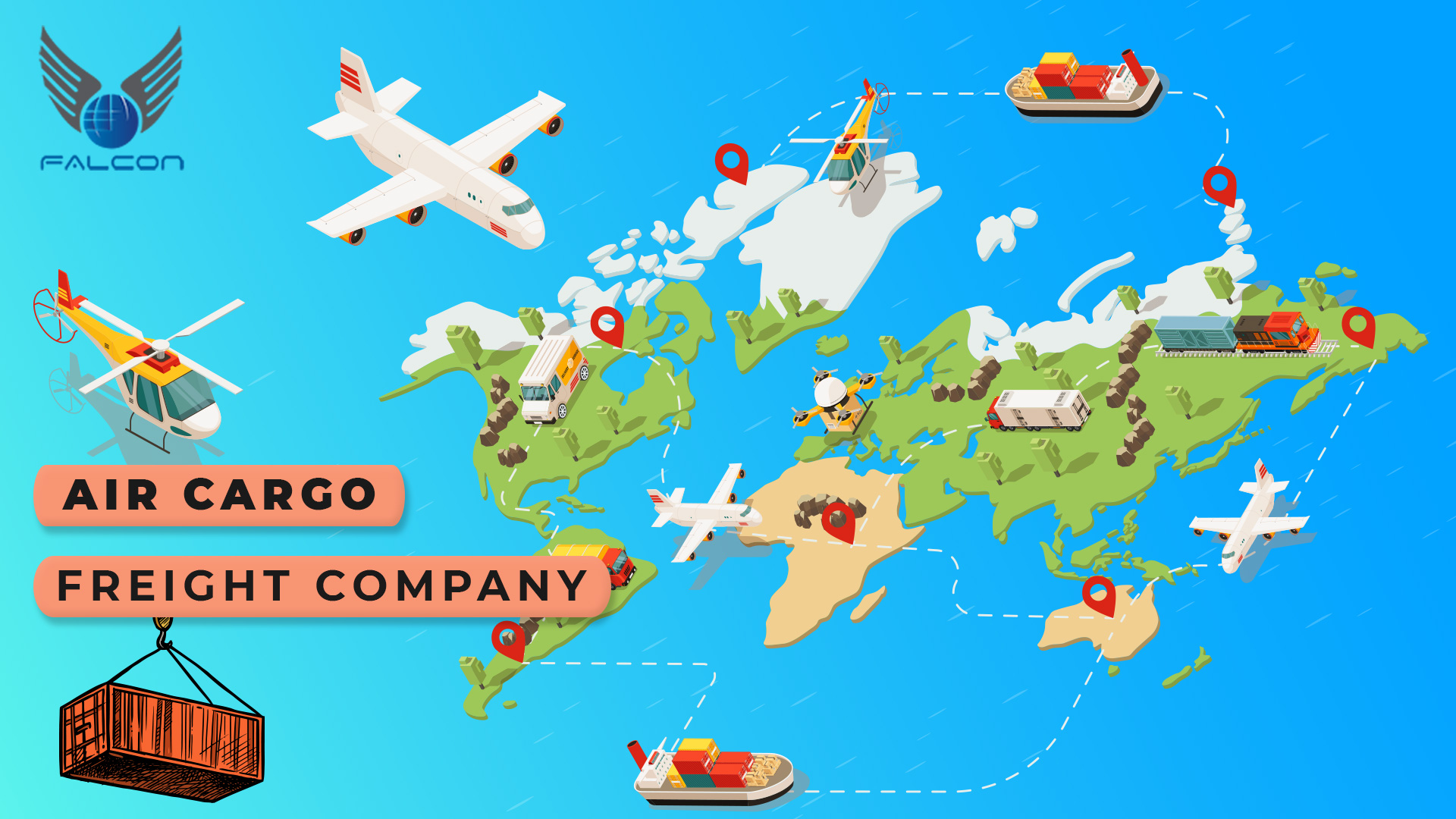 Air Cargo Freight Company