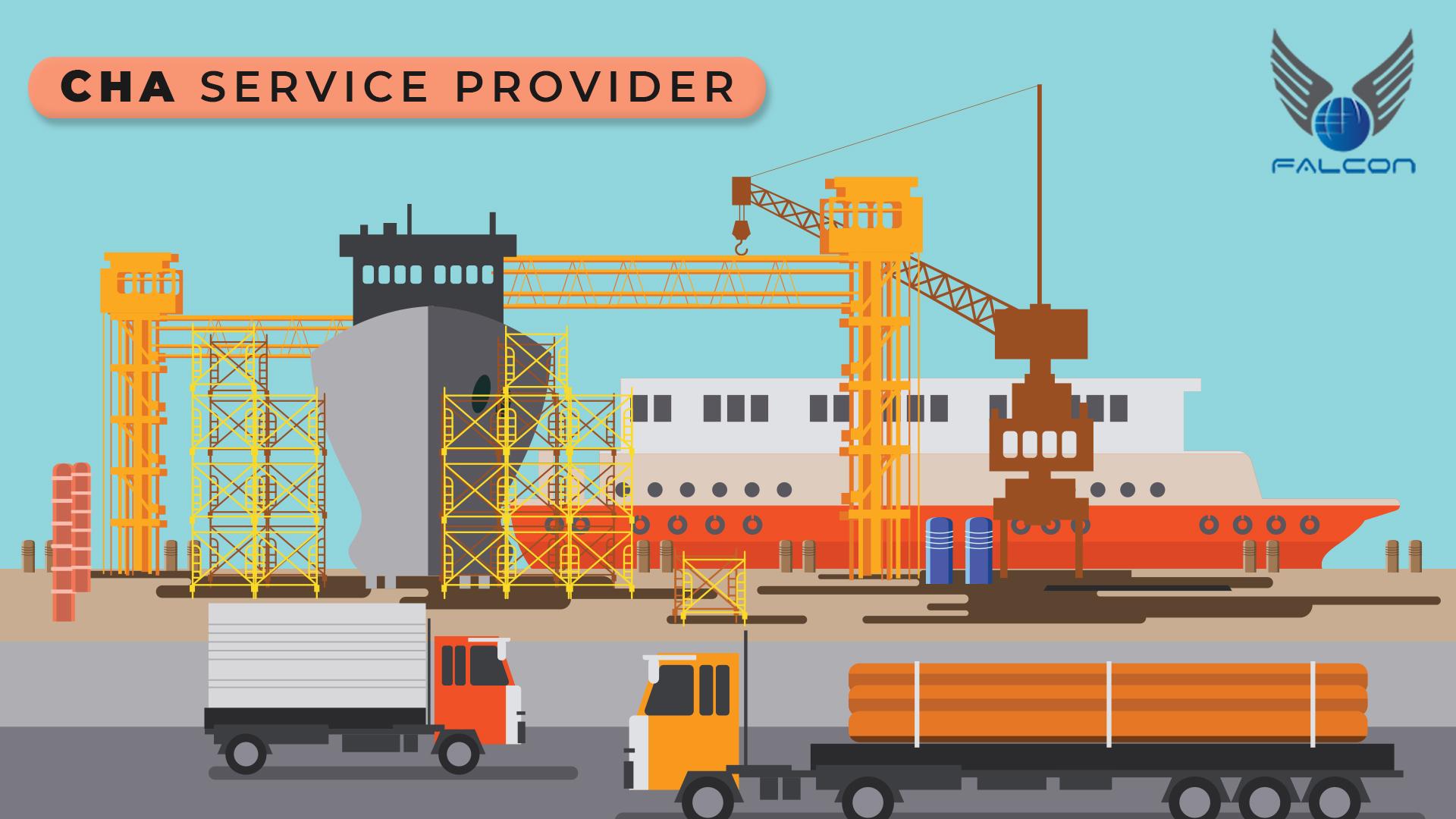 CHA Service provider