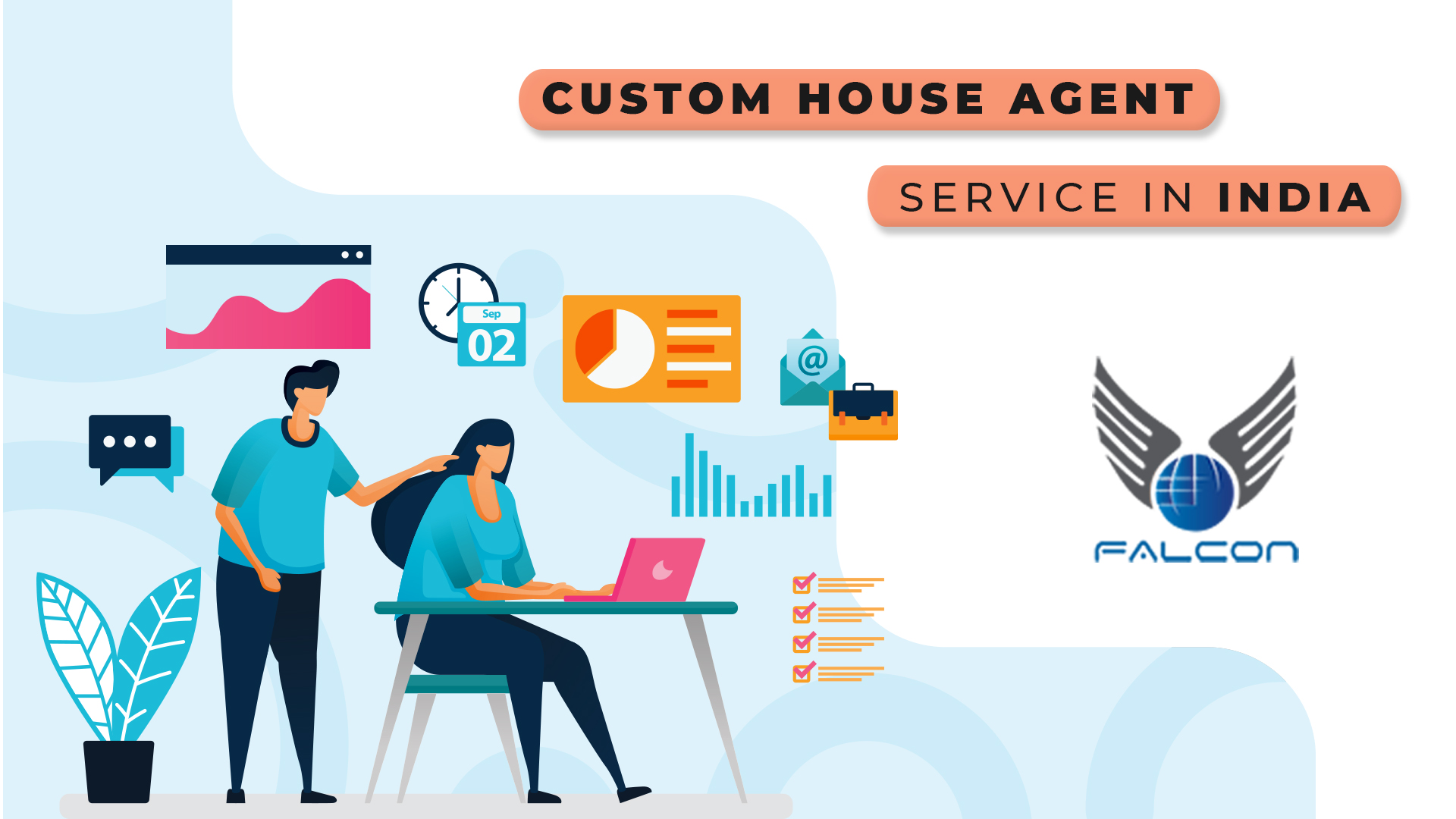Custom House Agent Service in India