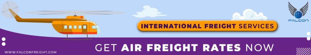 air freight rates online