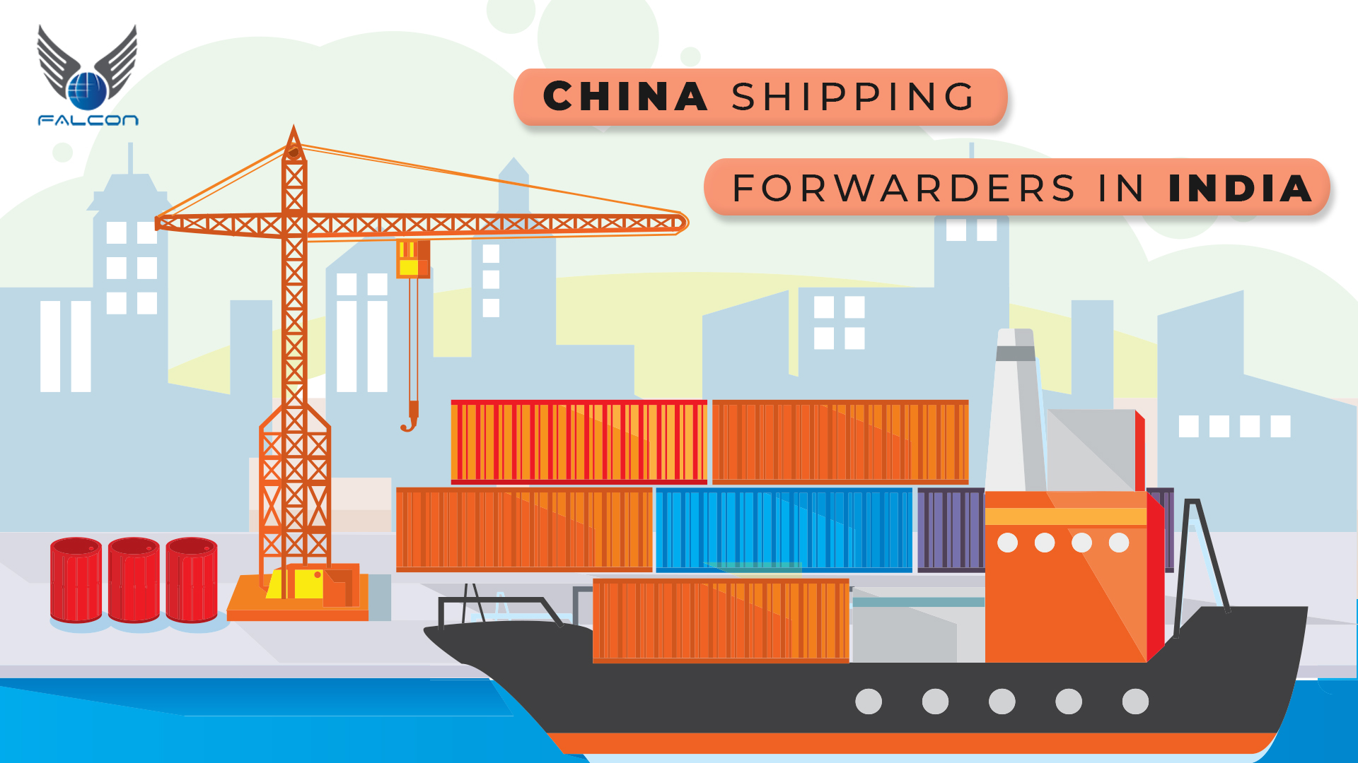 china shipping forwarder to india