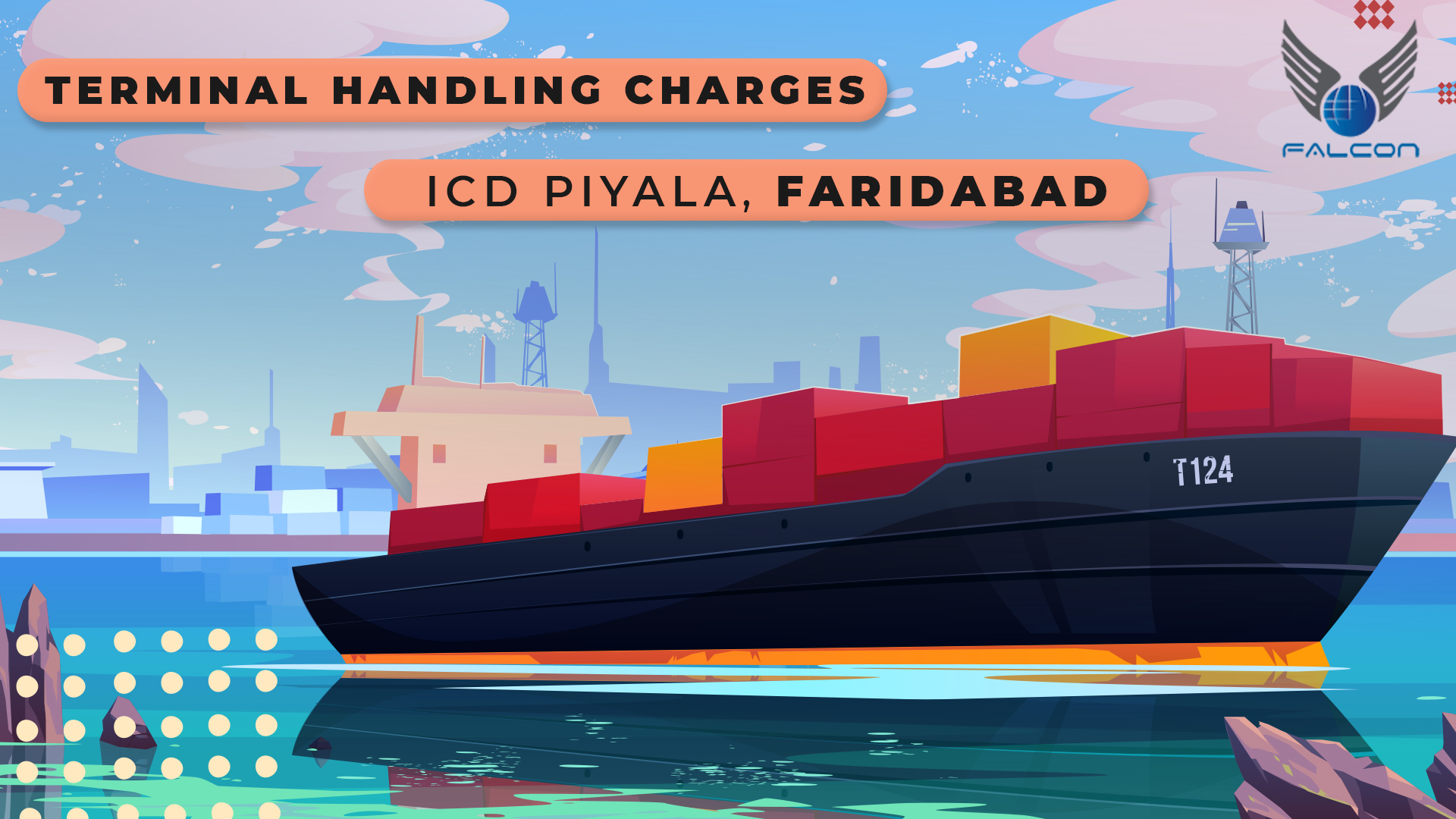 terminal handling charges